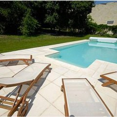 Отель Château Bouvet Ladubay Сомюр бассейн фото 3