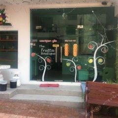 Отель The Frutta Boutique Patong Beach гостиничный бар фото 2