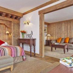 Отель Hôtel Barmes de L'Ours комната для гостей фото 4