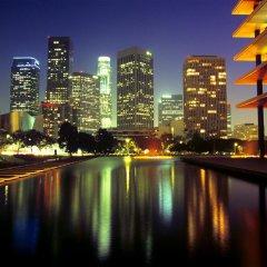 Отель The Westin Los Angeles Airport США, Лос-Анджелес - отзывы, цены и фото номеров - забронировать отель The Westin Los Angeles Airport онлайн бассейн фото 2