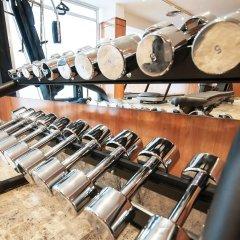 Отель Santemar Испания, Сантандер - 2 отзыва об отеле, цены и фото номеров - забронировать отель Santemar онлайн фитнесс-зал