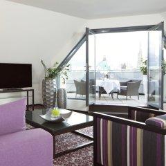 Steigenberger Hotel Herrenhof Wien комната для гостей фото 7