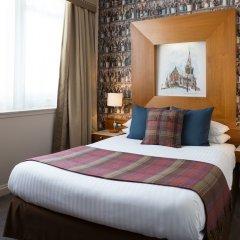 Отель ABode Glasgow комната для гостей