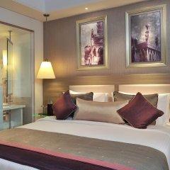 Отель Radisson Hyderabad Hitec City комната для гостей фото 3