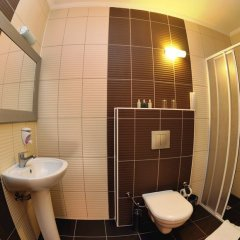Belkon Турция, Денизяка - отзывы, цены и фото номеров - забронировать отель Belkon онлайн ванная