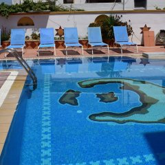 Отель Cyclades бассейн фото 2