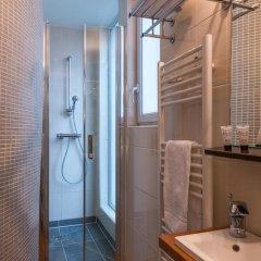 Отель Le Canal Париж ванная