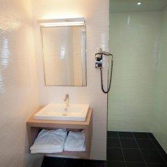Отель Hôtel Saint-Charles Франция, Париж - отзывы, цены и фото номеров - забронировать отель Hôtel Saint-Charles онлайн ванная фото 2