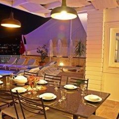 Villa Summer by Akdenizvillam Турция, Калкан - отзывы, цены и фото номеров - забронировать отель Villa Summer by Akdenizvillam онлайн питание фото 2