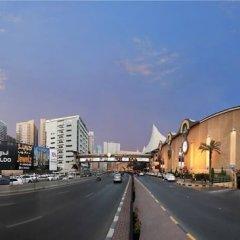 Отель Al Hayat Hotel Suites ОАЭ, Шарджа - отзывы, цены и фото номеров - забронировать отель Al Hayat Hotel Suites онлайн городской автобус