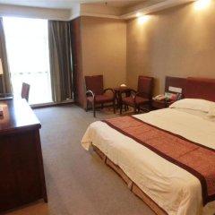 Отель Shenzhen Hongbo Hotel Китай, Шэньчжэнь - отзывы, цены и фото номеров - забронировать отель Shenzhen Hongbo Hotel онлайн комната для гостей фото 5