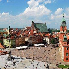 Отель Castle Square Apartment Польша, Варшава - отзывы, цены и фото номеров - забронировать отель Castle Square Apartment онлайн городской автобус