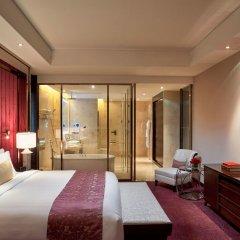 Отель Gran Meliá Xian Китай, Сиань - отзывы, цены и фото номеров - забронировать отель Gran Meliá Xian онлайн комната для гостей фото 5