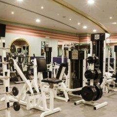 Отель Ewan Hotel Sharjah ОАЭ, Шарджа - отзывы, цены и фото номеров - забронировать отель Ewan Hotel Sharjah онлайн фитнесс-зал фото 4