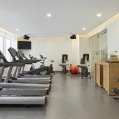 Отель Hyatt Place Dubai Baniyas Square фитнесс-зал фото 3