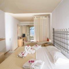 Hotel Antinea Suites & SPA комната для гостей