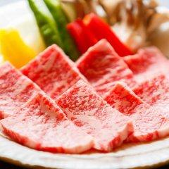 Отель Yufuin Ryokan Seikoen Хидзи питание фото 2