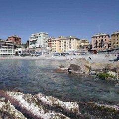 Отель Iris Генуя пляж