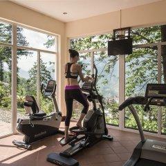Отель Victoria Sapa Resort & Spa Шапа фитнесс-зал фото 2