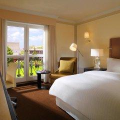 Отель The Westin Grand, Berlin 5* Номер Делюкс разные типы кроватей фото 9