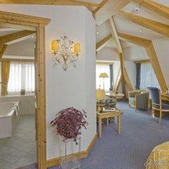 Отель Parkhotel Beau Site Швейцария, Церматт - отзывы, цены и фото номеров - забронировать отель Parkhotel Beau Site онлайн комната для гостей фото 4