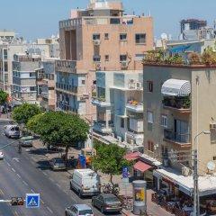 Gordon Inn & Suites Израиль, Тель-Авив - 6 отзывов об отеле, цены и фото номеров - забронировать отель Gordon Inn & Suites онлайн городской автобус