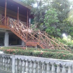 Отель Casa De Campo Гондурас, Тела - отзывы, цены и фото номеров - забронировать отель Casa De Campo онлайн балкон