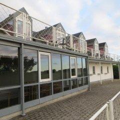 Отель Bork Kro балкон