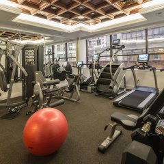 Avalon Hotel фитнесс-зал фото 3