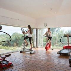 Hotel Castell dels Hams фитнесс-зал фото 3