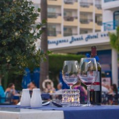 Anonymous Beach Hotel - Adults Only in Ayia Napa, Cyprus from 87$, photos, reviews - zenhotels.com entertainment