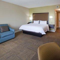 Отель Hampton Inn Minneapolis Bloomington West США, Блумингтон - отзывы, цены и фото номеров - забронировать отель Hampton Inn Minneapolis Bloomington West онлайн комната для гостей фото 5