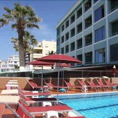 Отель VIVAS Дуррес бассейн фото 2