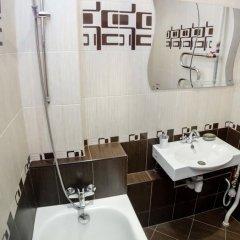 Гостиница ApartExpo on Kutuzovsky 33 в Москве отзывы, цены и фото номеров - забронировать гостиницу ApartExpo on Kutuzovsky 33 онлайн Москва ванная