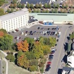 Отель Comfort Inn The Pointe США, Ниагара-Фолс - отзывы, цены и фото номеров - забронировать отель Comfort Inn The Pointe онлайн балкон