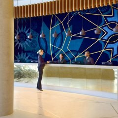 Отель Crowne Plaza Abu Dhabi Yas Island фитнесс-зал