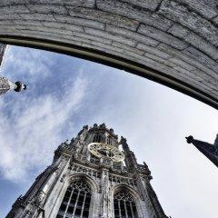 Отель Holiday Inn Express Antwerp City-North Бельгия, Антверпен - 3 отзыва об отеле, цены и фото номеров - забронировать отель Holiday Inn Express Antwerp City-North онлайн спортивное сооружение