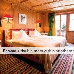 Отель Romantik Hotel Julen Superior Швейцария, Церматт - отзывы, цены и фото номеров - забронировать отель Romantik Hotel Julen Superior онлайн комната для гостей
