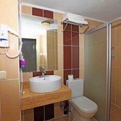 Sun City Apartments & Hotel Турция, Сиде - отзывы, цены и фото номеров - забронировать отель Sun City Apartments & Hotel онлайн ванная фото 2