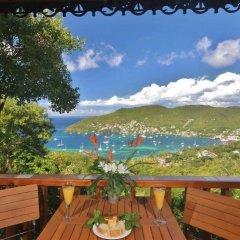 Отель Tropical Hideaway балкон