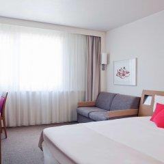 Отель Novotel London Waterloo комната для гостей фото 4