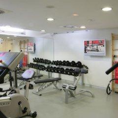 Hotel Neptuno Валенсия фитнесс-зал фото 4