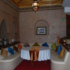 Отель Kasbah Sirocco Марокко, Загора - отзывы, цены и фото номеров - забронировать отель Kasbah Sirocco онлайн питание фото 3