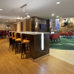 Отель Springhill Suites Minneapolis-St Paul Airpt/Mall Of America Блумингтон интерьер отеля фото 2