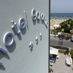 Hotel Gardenia Римини парковка