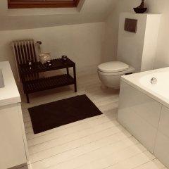 Отель Chic Cocoon Брюссель ванная