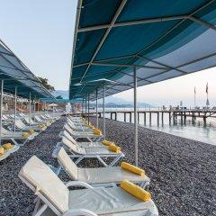Отель Novia Gelidonya пляж