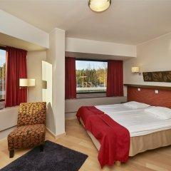 Отель Scandic Laajavuori Финляндия, Ювяскюля - 1 отзыв об отеле, цены и фото номеров - забронировать отель Scandic Laajavuori онлайн комната для гостей