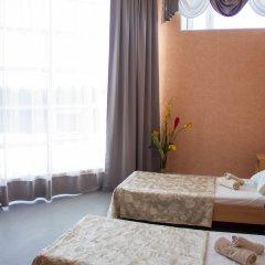 Hotel Kurgan Петрозаводск комната для гостей фото 5
