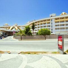 Side Algeria Hotel and Spa парковка